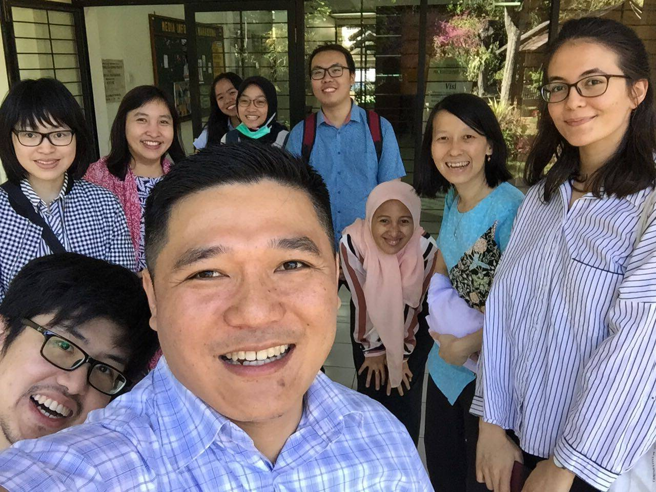Exchange Story: Devindra from Thailand to UNPAD