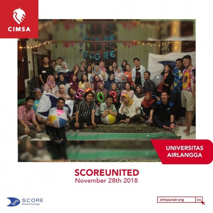 SCOREUNITED by CIMSA UNAIR