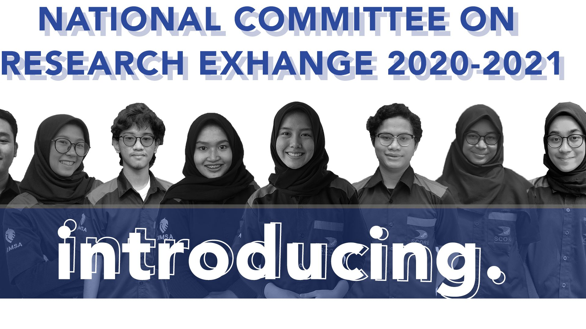 INTRODUCING NCRE 2020/2021